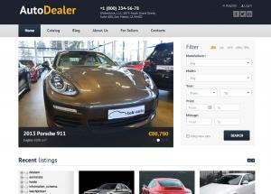 Autohaus Homepage
