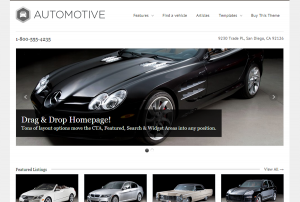 Autohaus Homepage