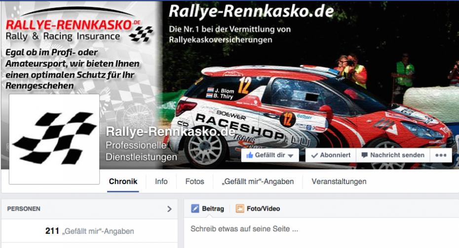 Rallye Rennkasko Mainz