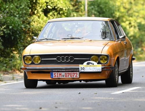 ADAC Autosport-Event Reportage
