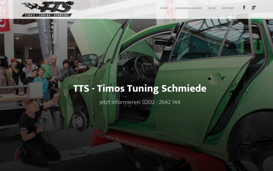 TTS TUNING Timo Asbeck
