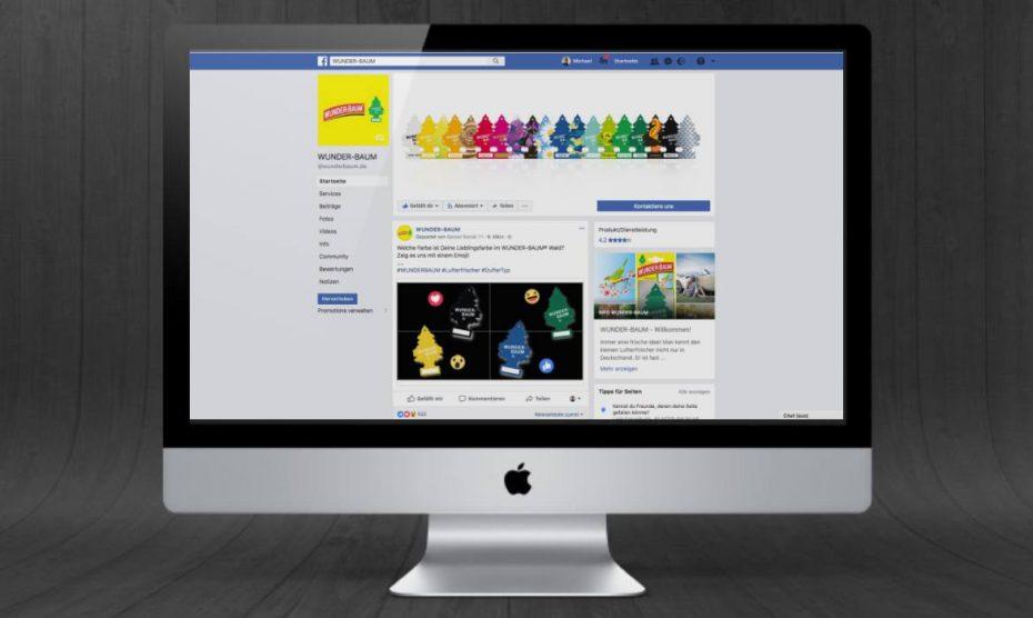 WUNDERBAUM Facebook Marketing