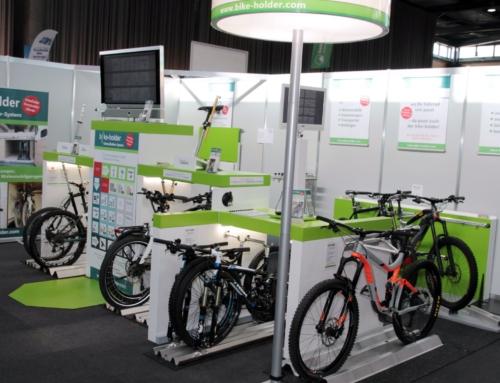 bike-holder | Der Fahrrad-Halter für Stauräume und Anhänger